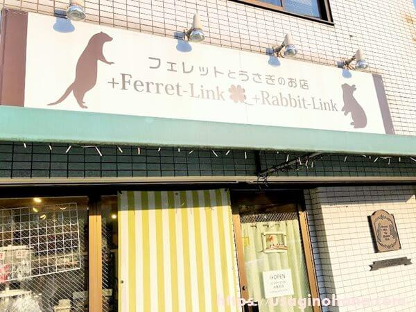フェレットとうさぎのお店+Ferret-Link&+Rabbit-Link(フェレット・リンク&ラビット・リンク)