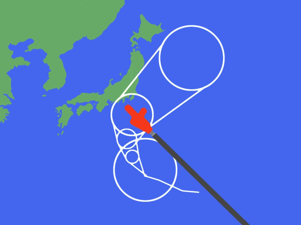 台風29号「うさぎ」の名前はどうやって決められた?