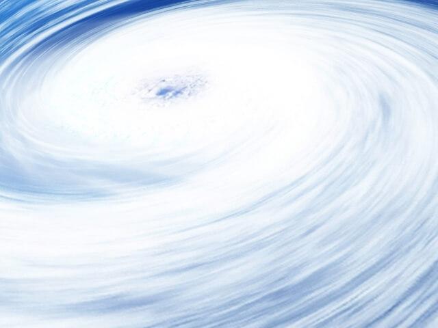 台風とうさぎの関係~台風の名前の由来~