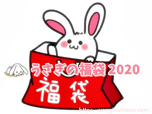 うさぎの福袋2020