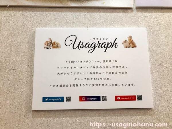 usagraph(ウサグラフ)