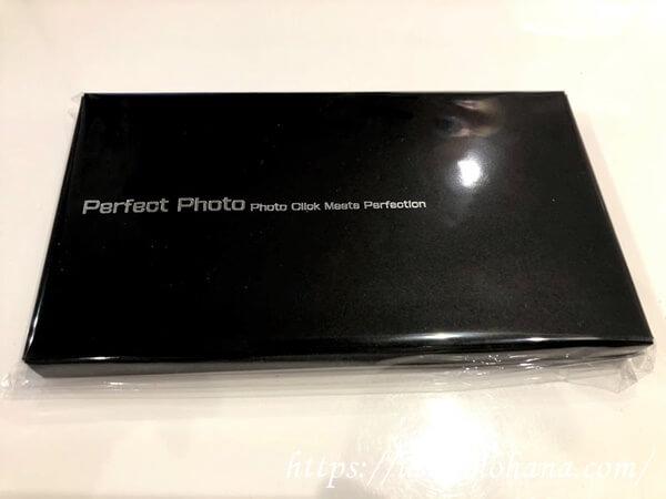 パーフェクトフォトプレートの箱